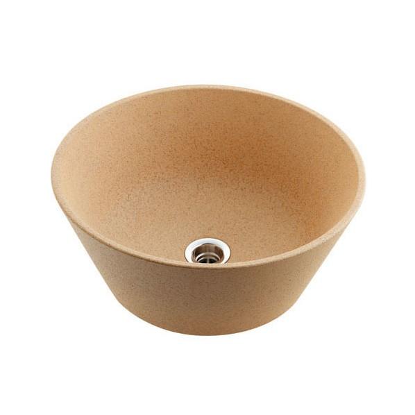 【送料無料】カクダイ(KAKUDAI) 手水鉢(きなこ) 624-945