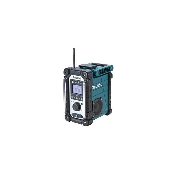 【送料無料】マキタ(makita) 充電式ラジオ 280×163×302mm MR107 1台