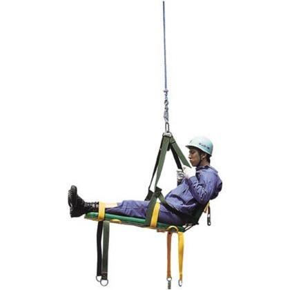 【送料無料】タイタン 救助用昇降担架 H-8
