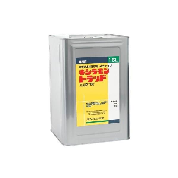 【送料無料】大阪ガスケミカル キシラモントラッド 16L