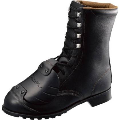 【送料無料】シモン 安全靴甲プロ付長編上靴FD33D−628.0cm FD33D-6-28.0 0