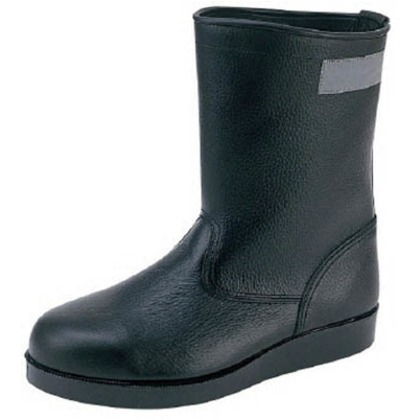 【送料無料】シモン 舗装用安全作業靴半長靴舗装靴半長靴24.5cm HSH-24.5
