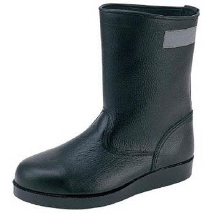 【送料無料】シモン 舗装用安全作業靴半長靴舗装靴半長靴25.0cm HSH-25.0