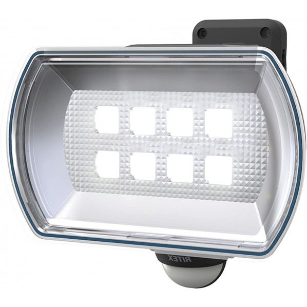 ムサシ 4.5Wワイドフリーアーム式LED乾電池センサーライト 168 x 183 x 150 mm LED-150