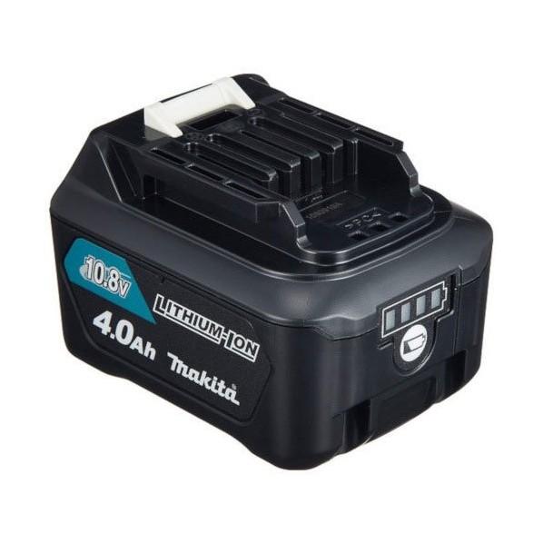 純正品 リチウムイオンバッテリー 10.8V 4.0Ah(残量表示付)BL1040B
