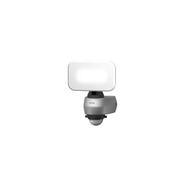 【送料無料】ライテックス 9Wワイド LEDセンサーライト LED-AC309 1台