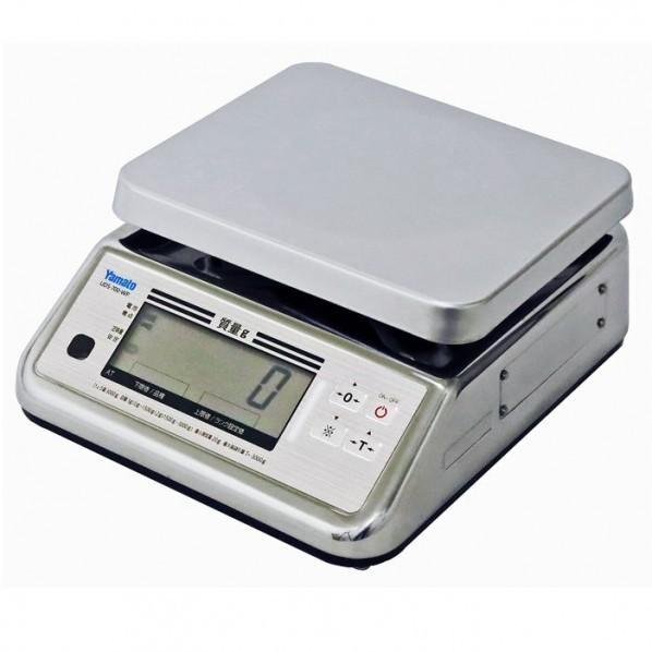 【送料無料】大和製衡 デジタル上皿はかり/検定品(使用地区(1)) 242×292×119〜126mm UDS-700-WPK-15-1 1台