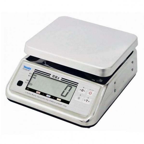 【送料無料】大和製衡 デジタル上皿はかり/検定品(使用地区(4)(5)) 242×292×119〜126mm UDS-600-WPK-15-4.5 1台