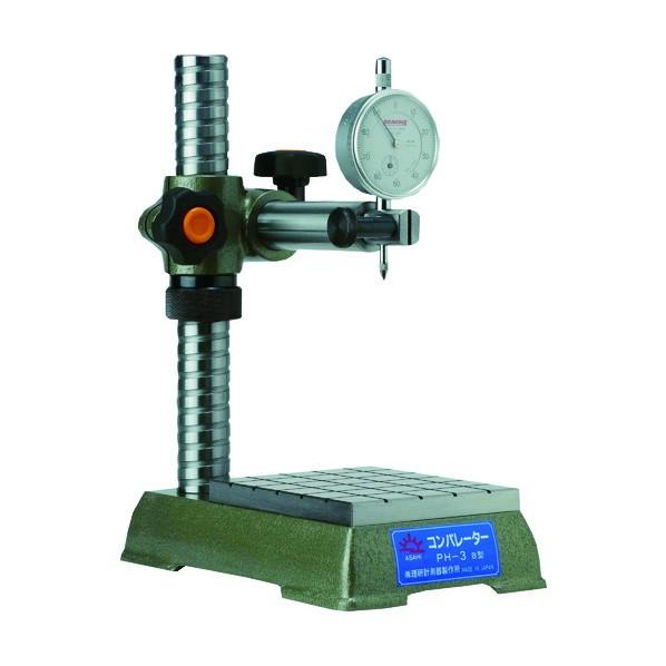 【送料無料】理研計測器製作所 RKNダイヤルコンパレータPH−3B 240 x 160 x 290 mm PH3B
