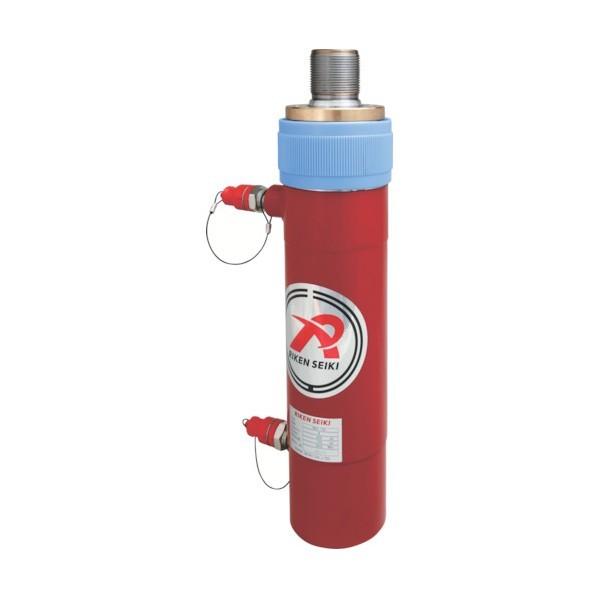 【送料無料】理研商会 複動式油圧シリンダ- MD2-150VC