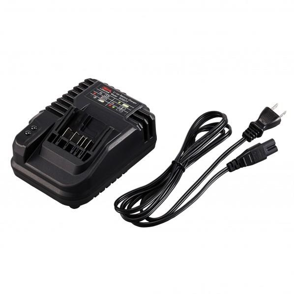 【送料無料】ロブテックス コードレスリベッターR2B1 充電器 黒 W109×D145×H70mm BC037T