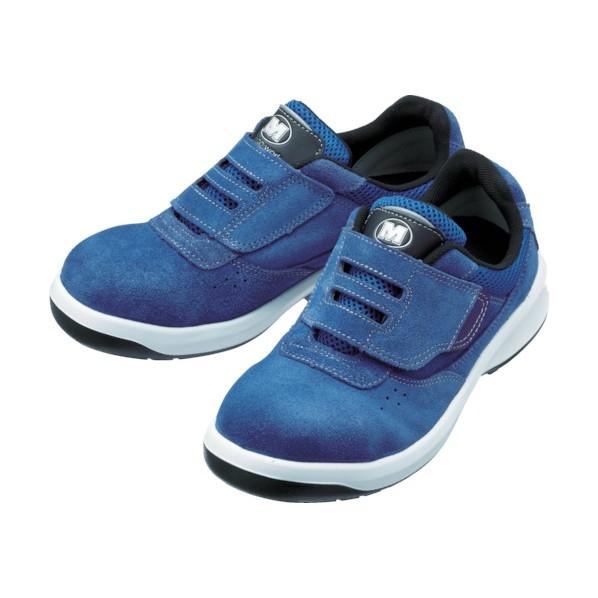 【送料無料】ミドリ安全 スニーカータイプ安全靴G355524.5CM 310 x 185 x 125 mm G3555-BL-24.5