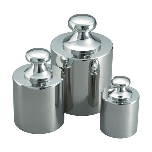 【送料無料】新光電子 円筒分銅 2kg F2級 F2CSB-2K