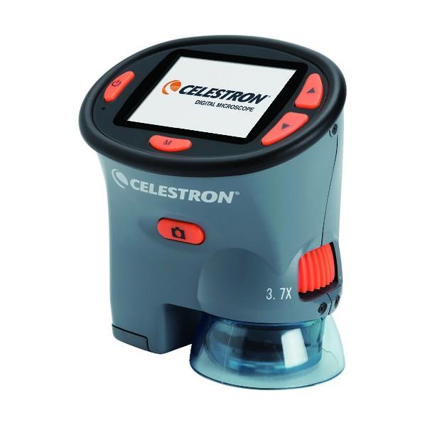 【送料無料】セレストロン社 CELESTRONポータブルLCDデジタル顕微鏡 75 x 123 x 115 mm CE44310