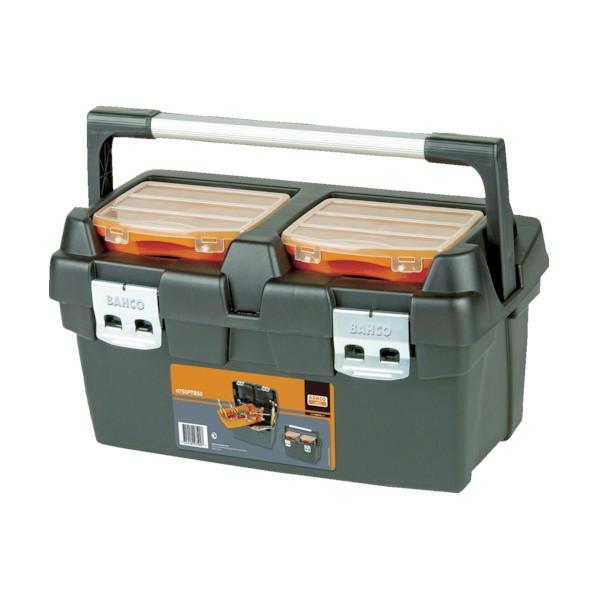 【送料無料】バーコ ヘビーデューティー仕様プラスチックボックス 435 x 265 x 275 mm 4750PTB50