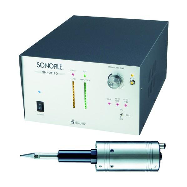 【送料無料】ソノテック SONOFILE 超音波カッター SH-3510.HP-8701