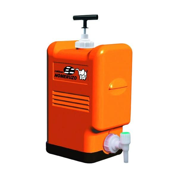 ポリタンク型非常用浄水器