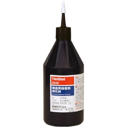 【送料無料】スリーボンド アクリル系構造用接着剤TB3926250G硬化剤青色 TB3926AC