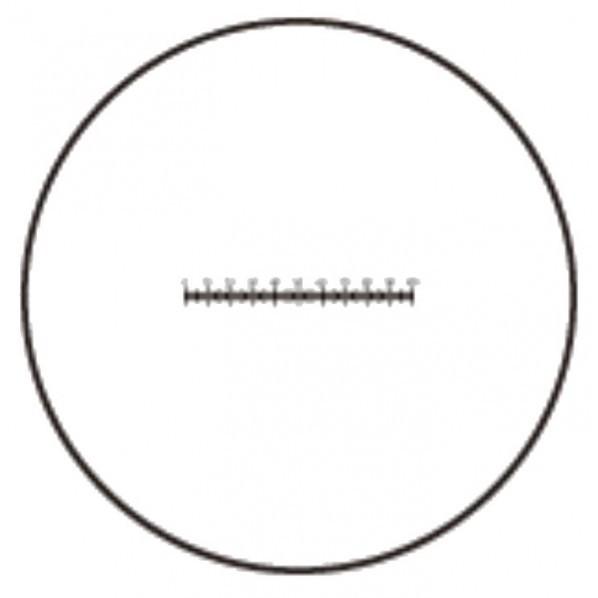 【送料無料】ミラック光学 接眼ミクロメーター φ24 31-D 1枚