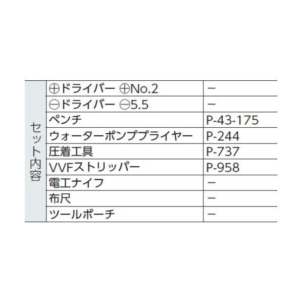 【2021年度】電気工事士技能試験工具