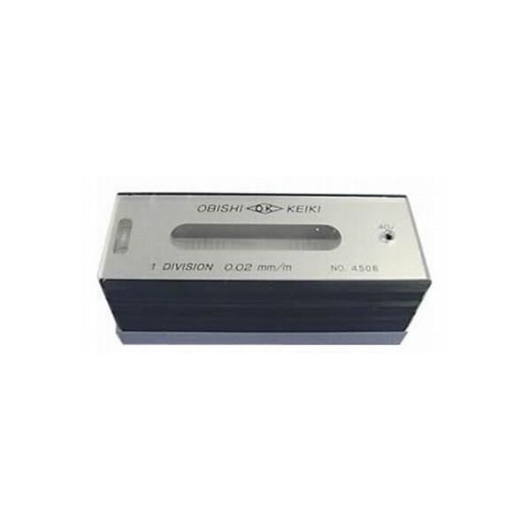 【送料無料】大菱計器製作所 平形水準器 工作用/AD101 HL0.02-100 1個