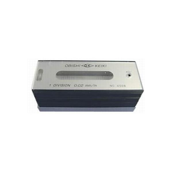 【送料無料】大菱計器製作所 平形水準器 工作用/AD103 HL0.1-100 1個