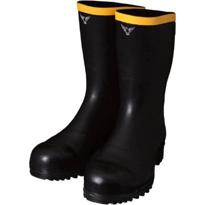 【送料無料】SHIBATA 安全静電長靴 50 x 37 x 11 cm AE011-23.0