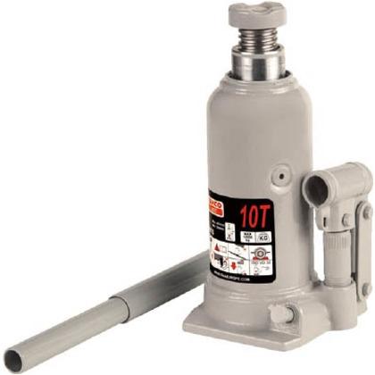 【送料無料】バーコ 高耐久ボトルジャッキ 230 x 140 x 120 mm