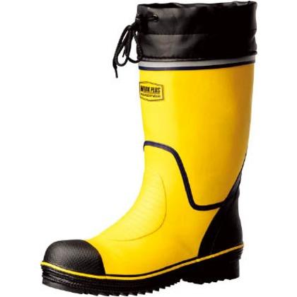 【送料無料】ミドリ安全 ワイド樹脂先芯入り安全長靴 766N-Y-25.0