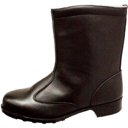【送料無料】ミドリ安全 ゴム底安全靴半長靴HS400N HS400N-26.0