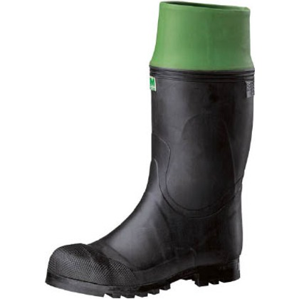 【送料無料】ミドリ安全 安全長靴913フ−ド付28cm 913F-28.0 0