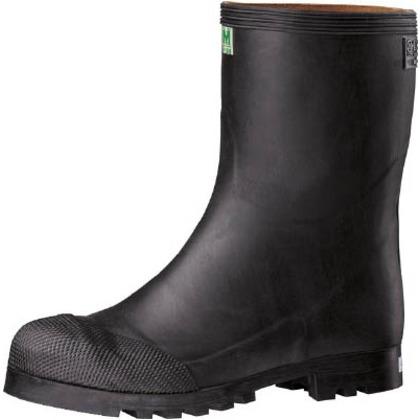 【送料無料】ミドリ安全 安全長靴913裏付28cm 913U-28.0 0