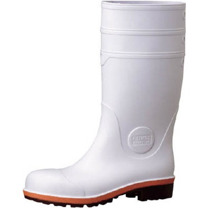 【送料無料】ミドリ安全 小指保護先芯入り安全長靴27.021400060 530 x 364 x 121 mm PW1000-W-27.0