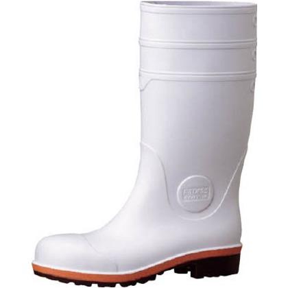 【送料無料】ミドリ安全 小指保護先芯入り安全長靴28.021400060 530 x 364 x 121 mm PW1000-W-28.0