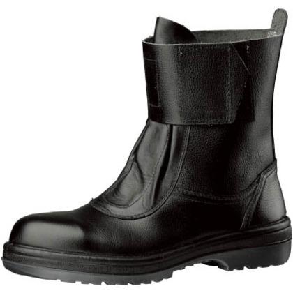 【送料無料】ミドリ安全 新ラバー2層底安全靴熱場作業用RT173Nブラック23.5cm RT173N-23.5