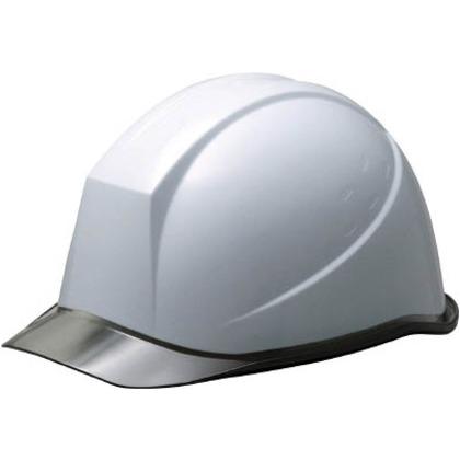 【送料無料】ミドリ安全 αライナーヘルメットSC−11PCLDRαホワイト/スモーク SC-11PCLDR-ALPHA-W/S