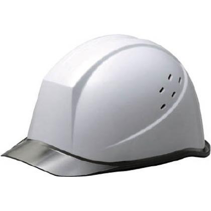 【送料無料】ミドリ安全 αライナーヘルメットSC−11PCLVDRαホワイト/スモーク SC-11PCLVDR-ALPHA-W/S