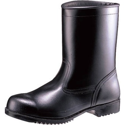 【送料無料】ミドリ安全 耐油・耐薬品仕様安全靴V2400NT耐滑25.5cm V2400NTT-25.5 0
