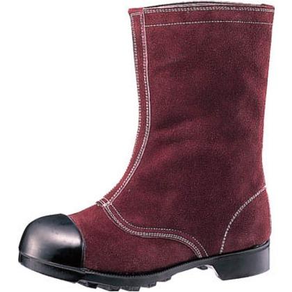 【送料無料】ミドリ安全 熱場作業用安全靴つま先ガード付W34425cm W344-25.0 0