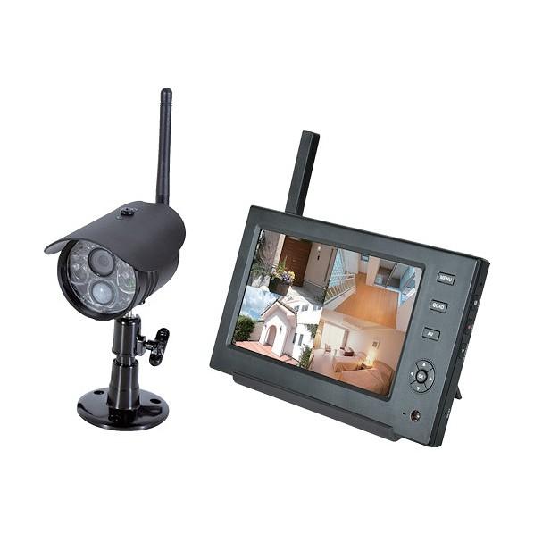 【送料無料】日動 ワイヤレスモニタリングカメラ WSC-W03MOW-1P