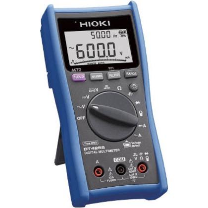 【送料無料】HIOKI デジタルマルチメータ(最多機能搭載機)DT4256 DT4256