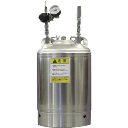 ステン圧送タンクCT-N10LFLゲージ・フロート付