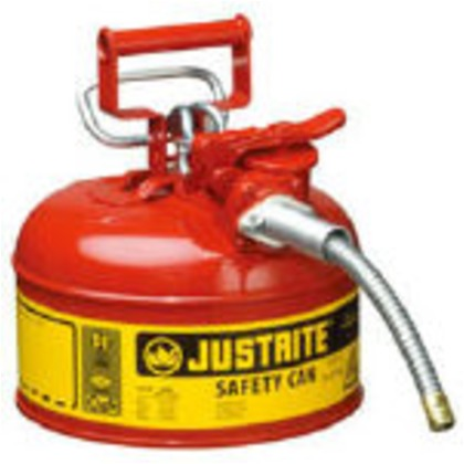【送料無料】ジャストライト セーフティ缶タイプ21ガロン J7210120