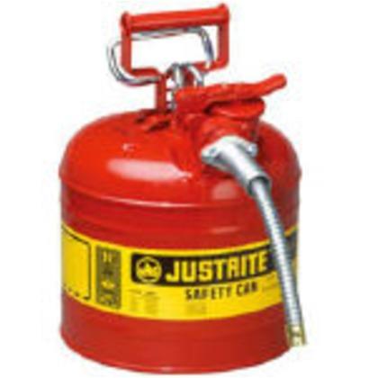 【送料無料】ジャストライト セーフティ缶タイプ22ガロン J7220120