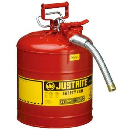 【送料無料】ジャストライト セーフティ缶タイプ25ガロン J7250130