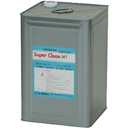 【送料無料】MARKTEC 脱脂洗浄剤スーパークリーンMT18L缶 C020-0084120