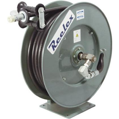 【送料無料】Reelex 高圧温水用ホースリール14MPa内径12.7mm×20m ORP-1220FY140