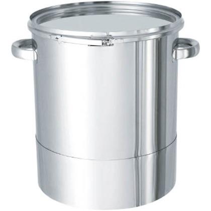 ステンレスタンク鏡板型バンド式密閉容器35L