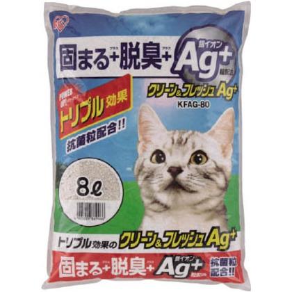 クリーン&フレッシュAg+8L   KFAG-80 1 袋
