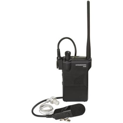 【送料無料】スタンダード 同時通話対応型特定小電力トランシーバー HX824L